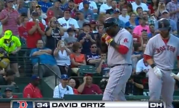 David Ortiz 30 second 2014-05-10