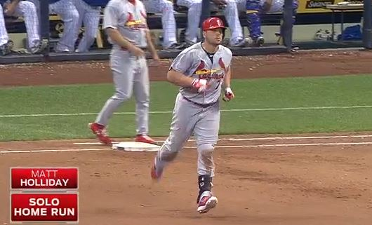 Matt Holliday 2014-07-11 HR