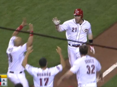 Todd Frazier walkoff grand slam 2015-06-17
