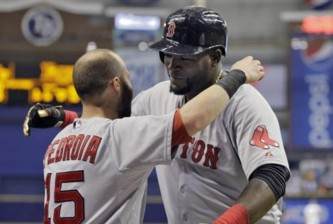 David Ortiz 500 home run