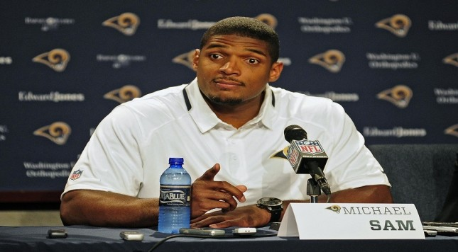 NFL: St. Louis Rams-Press Conference
