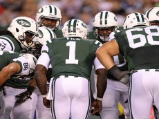 NFL: Preseason-Indianapolis Colts at New York Jets