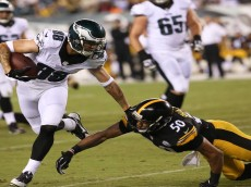 NFL: Preseason-Pittsburgh Steelers at Philadelphia Eagles