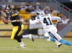 NFL: Preseason-Carolina Panthers at Pittsburgh Steelers