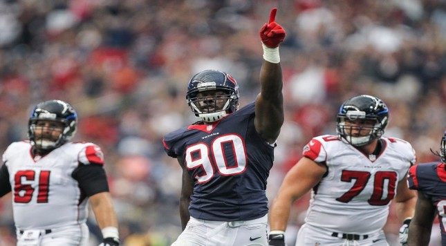 NFL: Preseason-Atlanta Falcons at Houston Texans