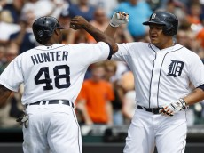 MLB: San Francisco Giants at Detroit Tigers