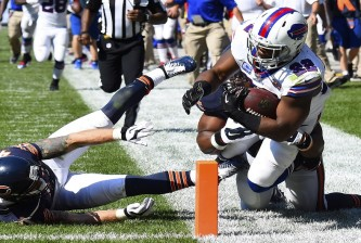 NFL: Buffalo Bills at Chicago Bears