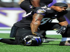 NFL: Carolina Panthers at Baltimore Ravens