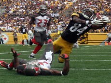 NFL: Tampa Bay Buccaneers at Pittsburgh Steelers