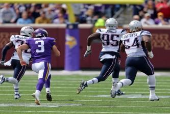 NFL: New England Patriots at Minnesota Vikings