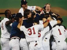 1991 World Series - Braves v Twins
