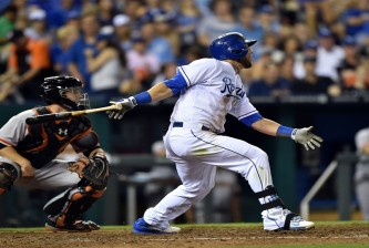 MLB: San Francisco Giants at Kansas City Royals