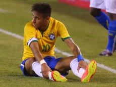Soccer: Friendly-Brazil vs Ecuador