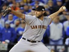 MLB: World Series-San Francisco Giants at Kansas City Royals