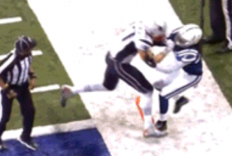 gronkthrow