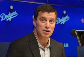 MLB: Los Angeles Dodgers Press Conference