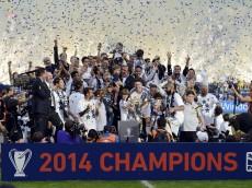 MLS: MLS Cup Final-New England Revolution vs LA Galaxy