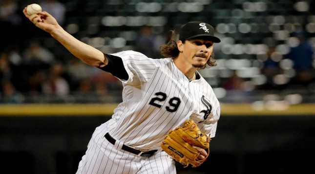 <> at U.S. Cellular Field on September 29, 2015 in Chicago, Illinois.