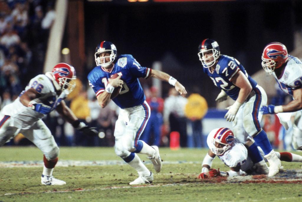 Super Bowl XXV: Buffalo Bills v New York Giants