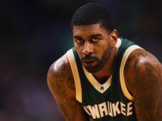 BOSTON, MA - FEBRUARY 25:  O.J. Mayo #3 of the Milwaukee Bucks looks on during the third quarter against the Boston Celtics at TD Garden on February 25, 2016 in Boston, Massachusetts.  (Photo by Maddie Meyer/Getty Images)