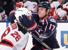 New Jersey Devils  v Columbus Blue Jackets