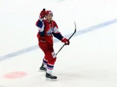 Gavrikov notches an assist on his birthday