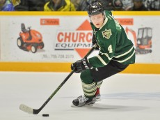 Olli Juolevi of the London Knights. Photo by Terry Wilson / OHL Images.