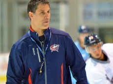 jared bednar looking at something