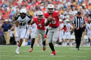JT Barrett demonstrated that he could be an effective replacement for Braxton Miller.