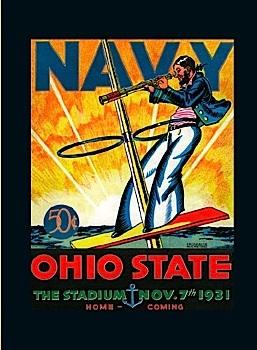 Vintage Navy