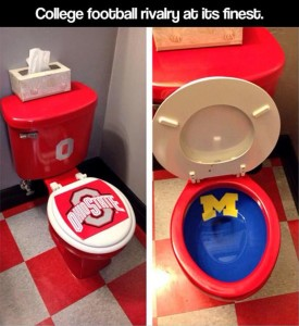 Always THE Rivalry, and always hate TTUN