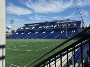 Inside Navy-Marine Corps Memorial Stadium