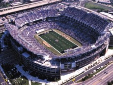 M&T Bank Stadium in Baltimore, home to week 1