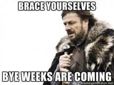 bye-weeks