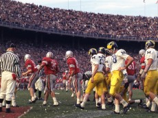 OSU vs Michigan, 1968