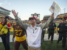 NCAA Football: San Jose State at Minnesota