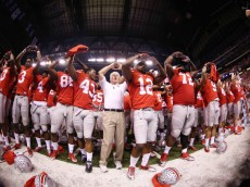 NCAA Football: Big Ten Football Championship-Ohio State vs Wisconsin