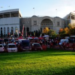 COLUMBUS, OH - OCTOBER 6:  A general view of Ohio Stadium before the game between the Nebraska Cornhuskers and the Ohio State Buckeyes on October 6, 2012 in Columbus, Ohio.  (Photo by Jamie Sabau/Getty Images)