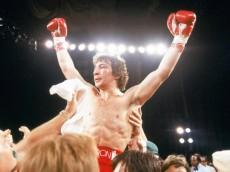 WBA Lightweight Title:  Arturo Frias v Ray Mancini