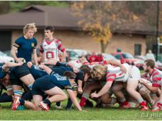Men's Rugby vs. Michigan