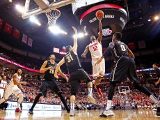 COLUMBUS, OH - MARCH 1:  at Value City Arena on March 1, 2015 in Columbus, Ohio. Ohio State defeated Purdue 65-61. (Photo by Kirk Irwin/Getty Images) *** Local Caption *** name
