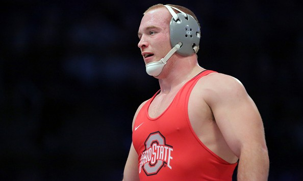 Ohio State's Kyle Snyder wins NCAA wrestling championship