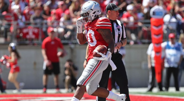 IU defense struggles with Ohio State playmakers