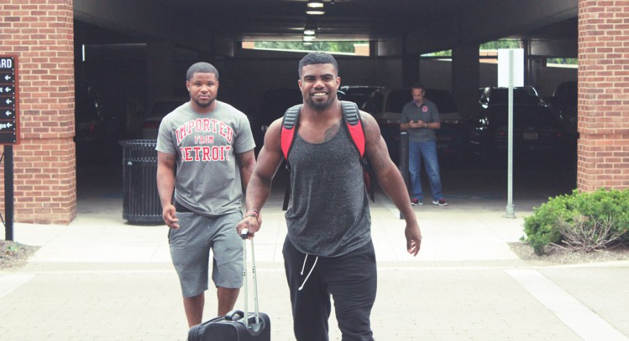 Will Mike Weber be the one to step out from behind Zeke and lead the team? (Photo courtesy of elevenwarriors.com)