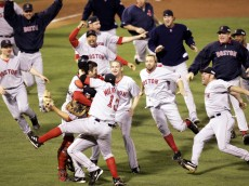 The 2004 World Series - Boston Red Sox vs St. Louis Cardinals - Game 4