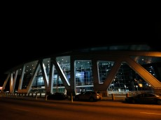 ATLANTA, GA - APRIL 12:  A general view of Philips Arena after the Atlanta Hawks defeated the Milwaukee Bucks 109-104 on April 12, 2013 in Atlanta, Georgia.  NOTE TO USER: User expressly acknowledges and agrees that, by downloading and or using this photograph, User is consenting to the terms and conditions of the Getty Images License Agreement.  (Photo by Kevin C. Cox/Getty Images)