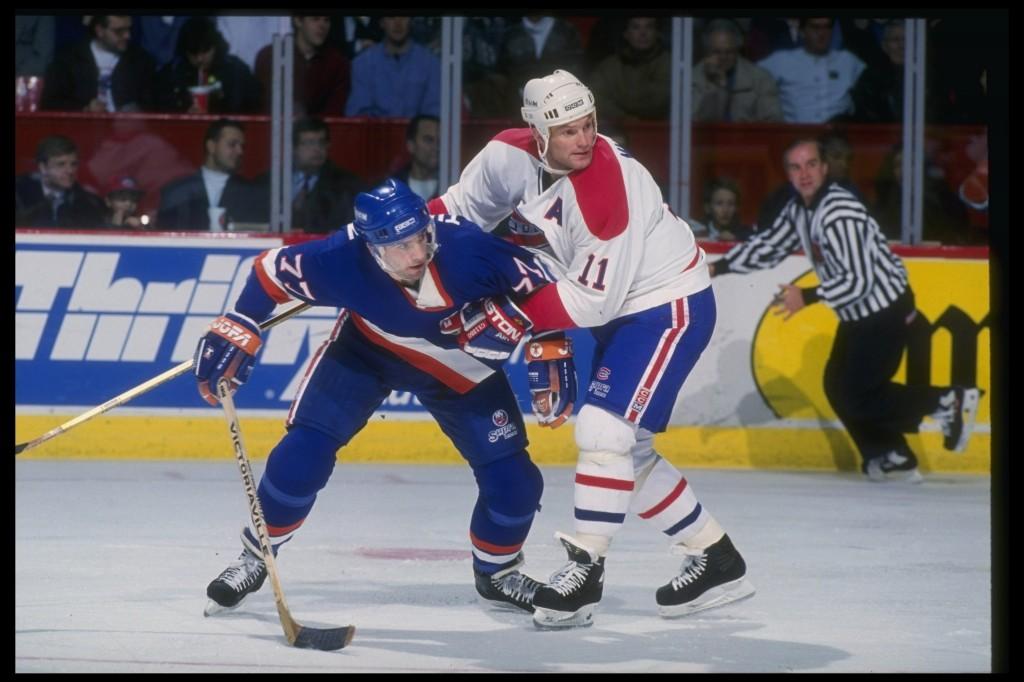 Islanders V Canadiens