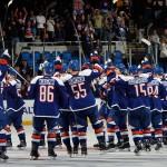 skates against the New York Islanders at the Nassau Veterans Memorial Coliseum on January 27, 2015 in Uniondale, New York.