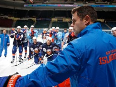 New York Islanders Media Day
