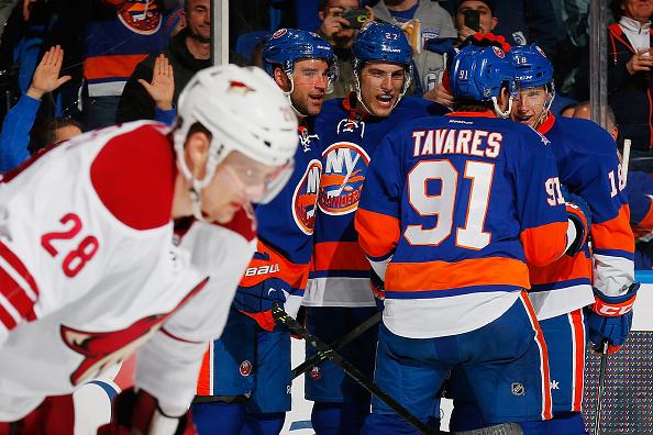 Arizona Coyotes v New York Islanders